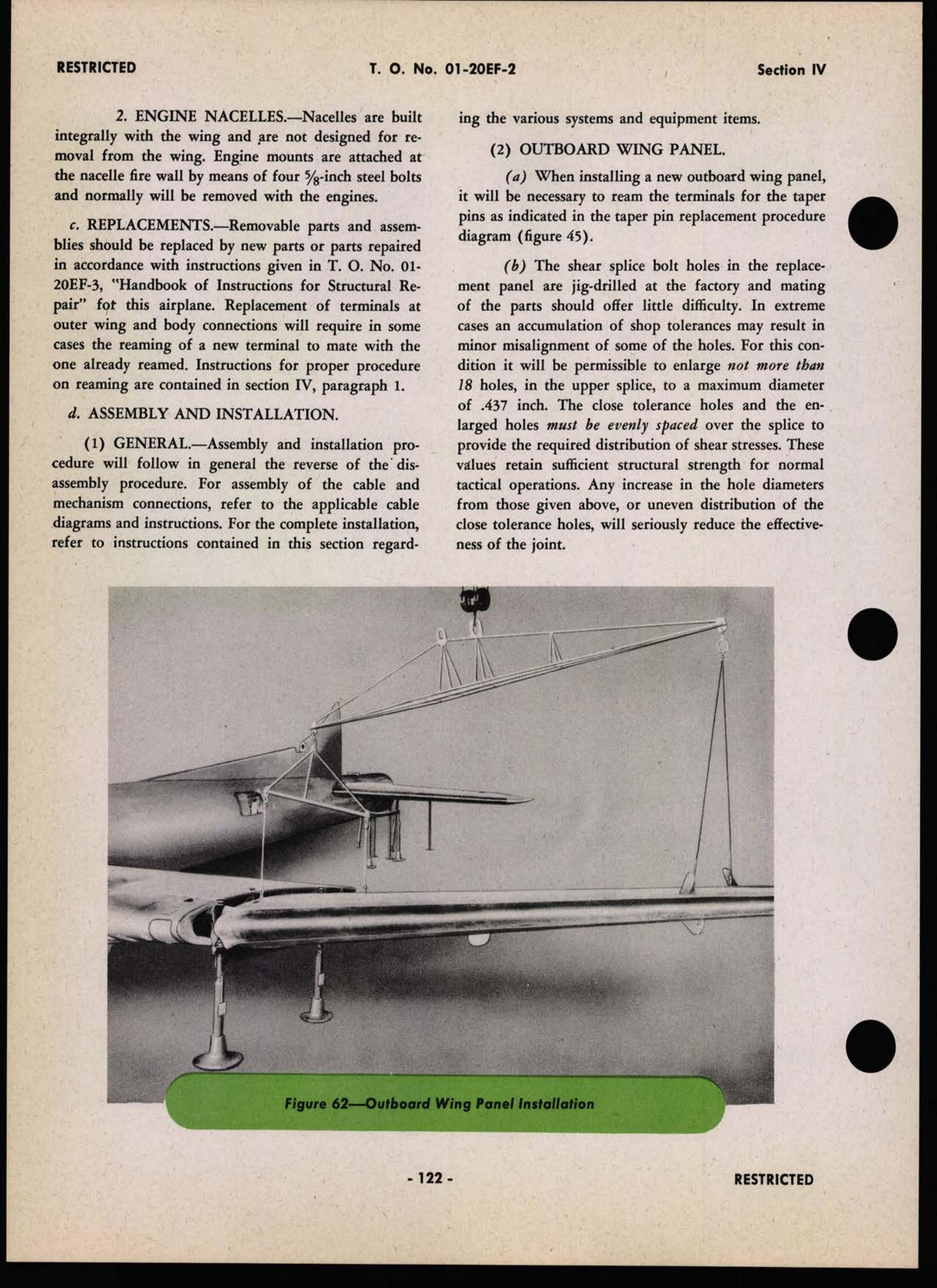 Sample page 128 from AirCorps Library document: Erection & Maintenance - B-17F - Dec 1943