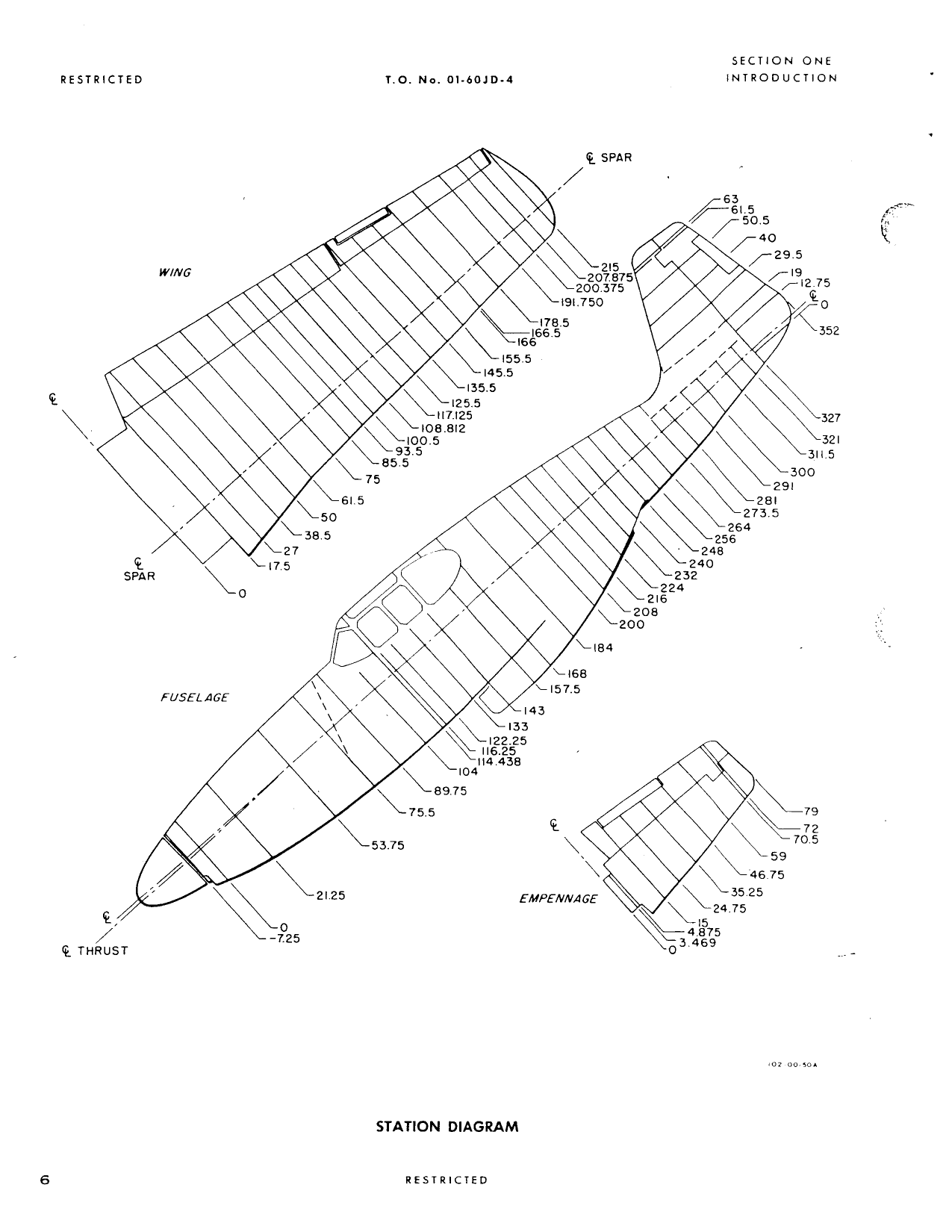 Sample page 10 from AirCorps Library document: P-51C Parts Catalog