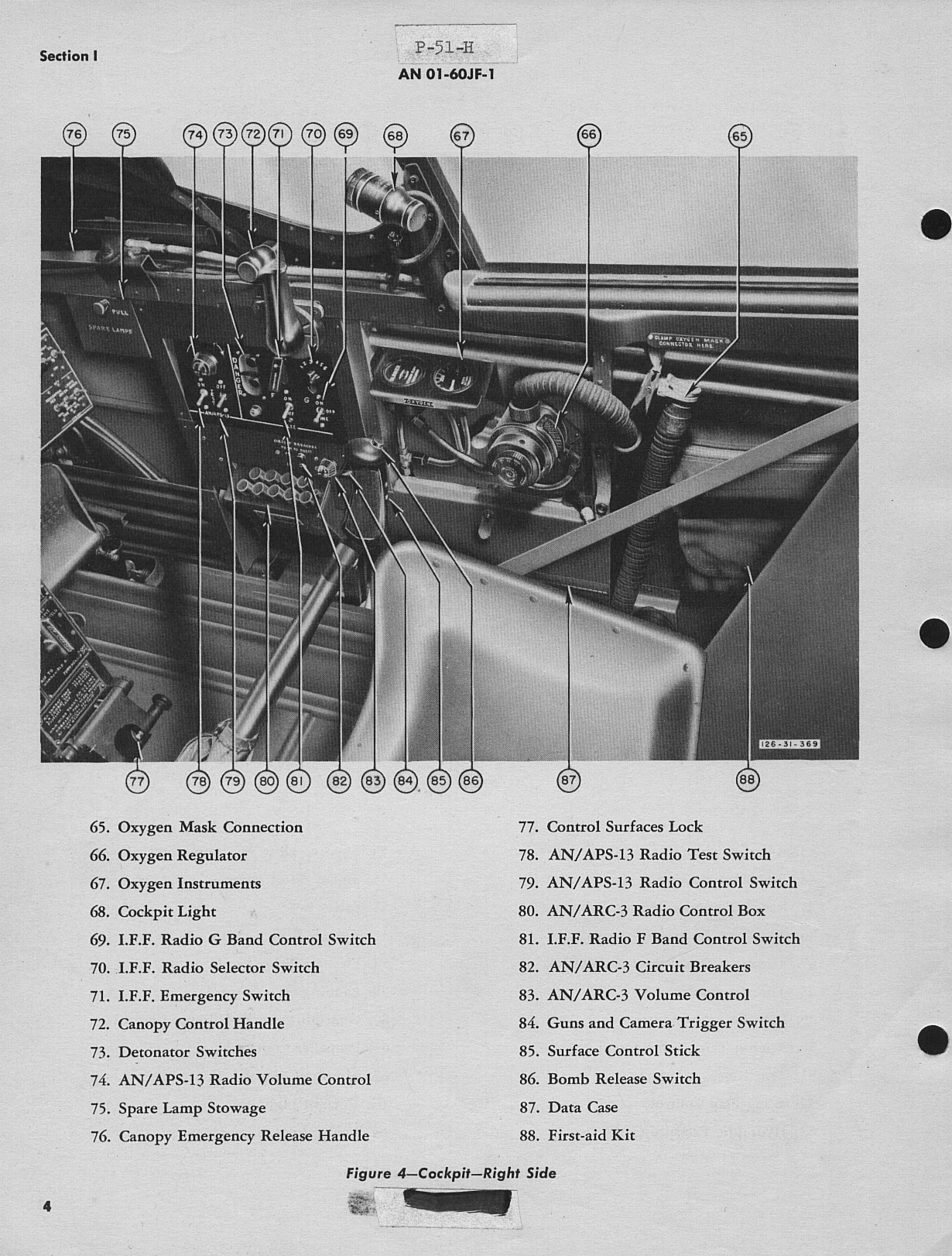Sample page 8 from AirCorps Library document: Pilot's Handbook for P-51H-1, -5, and -10 Airplanes