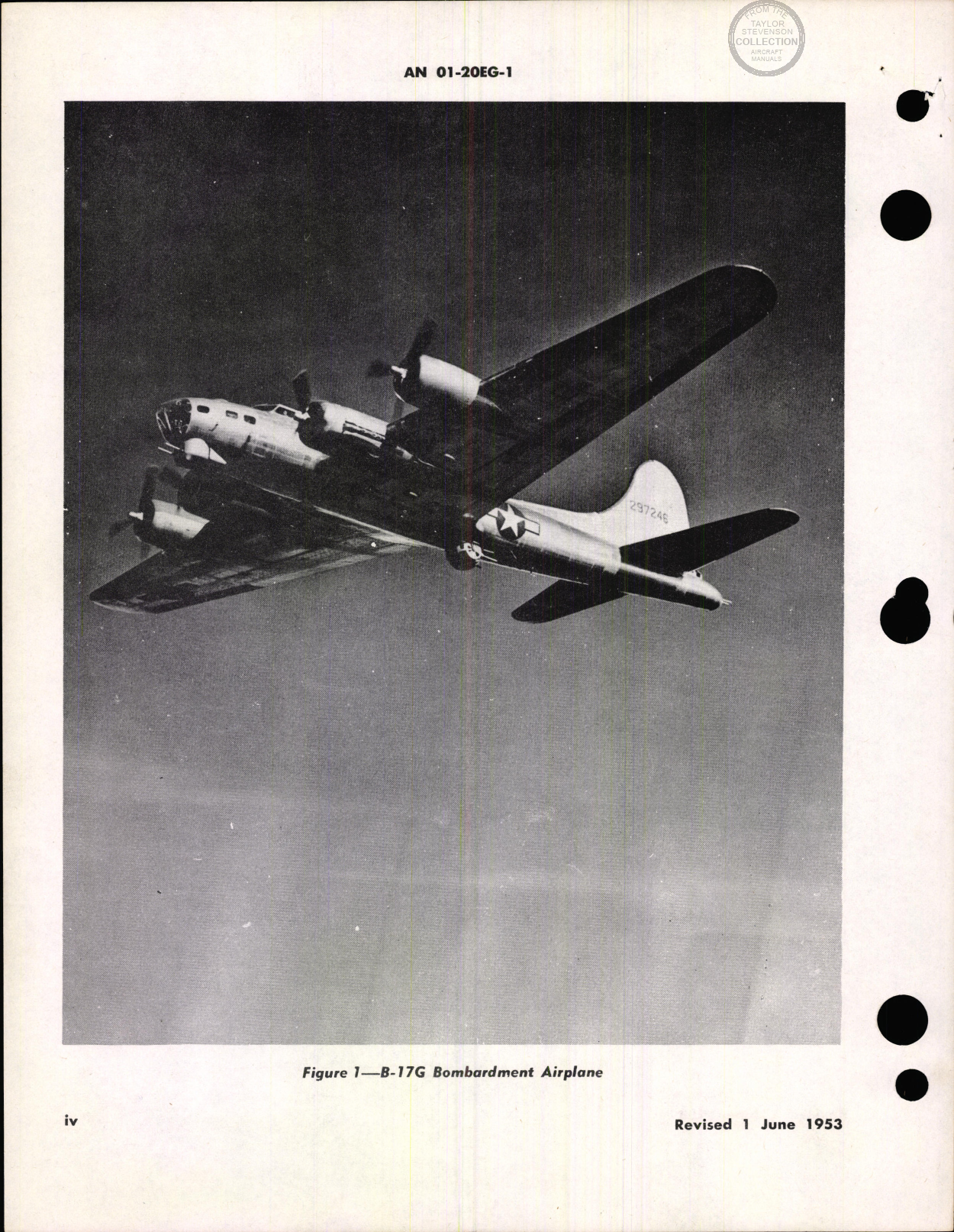 Sample page 6 from AirCorps Library document: Flight Handbook for B-17G, PB-1E Aircraft