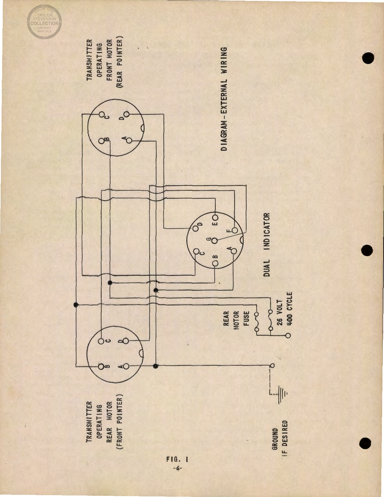 Sample page 6 from AirCorps Library document: Engine and Aeronautical Instruments for the B-17